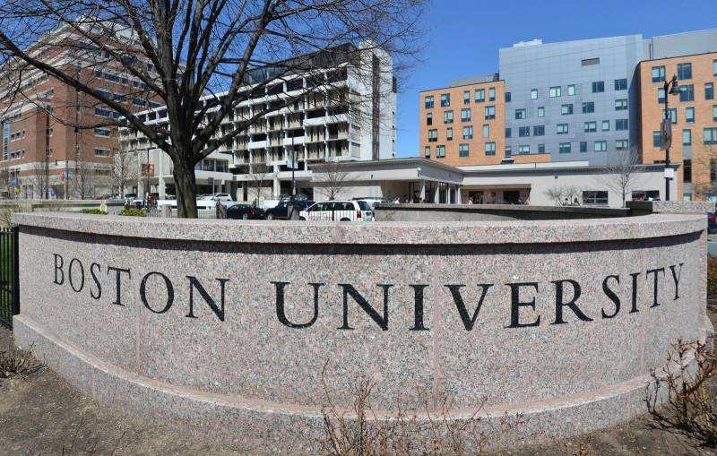 <b>波士顿大学</b>