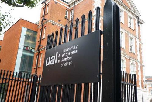 <b>伦敦艺术大学</b>