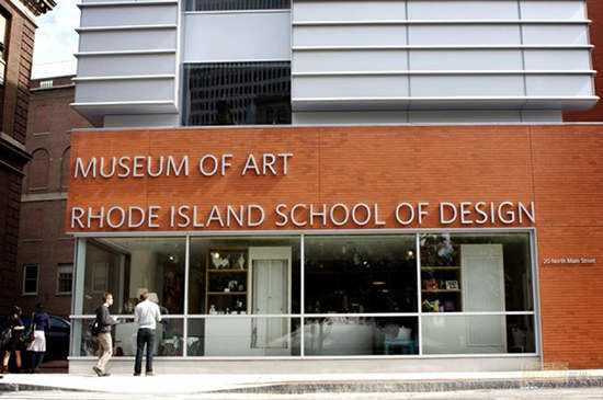 <b>罗德岛设计学院</b>