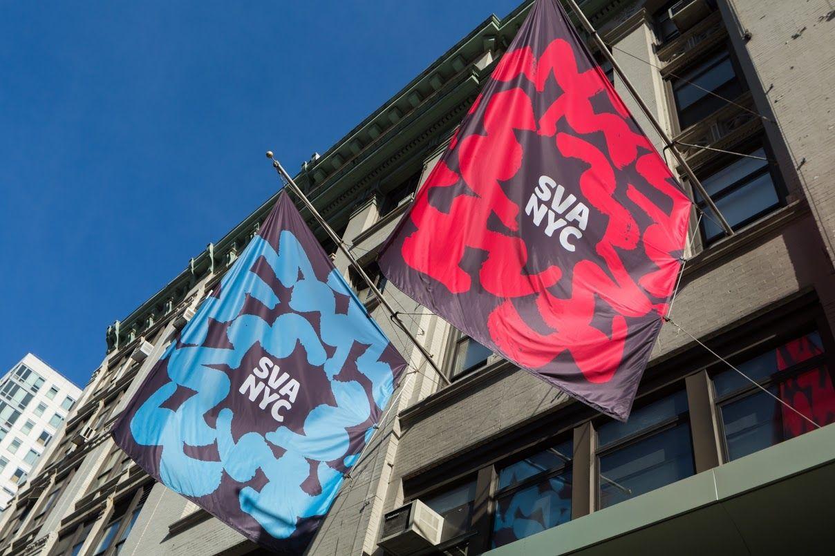 <b>纽约视觉艺术学院</b>