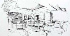 美国室内设计作品集制作要求