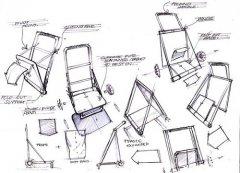 英美工业设计作品集制作技巧
