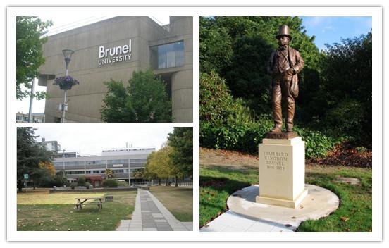<b>布鲁内尔大学</b>