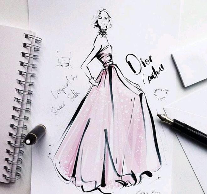 对面的女孩看过来—服装设计院校推荐&专业介绍