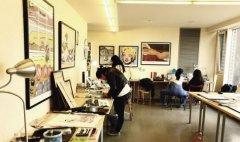 温布尔登艺术学院电影展示设计招考条件