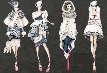 温布尔顿艺术学院 服装设计专业申请条件