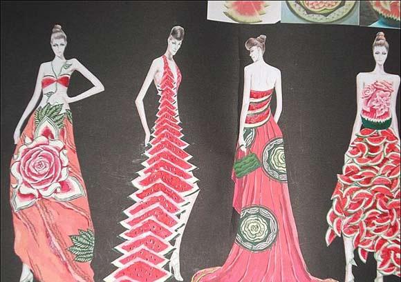 服装设计作品集要求解读