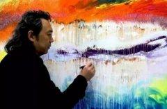 艺术家魏杰老师邀你一起学画画!