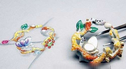 英国开设珠宝设计专业的名校推荐